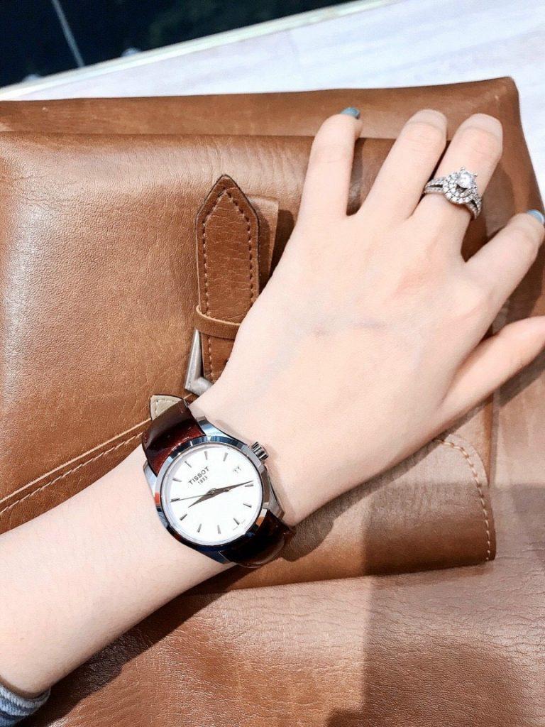 Đồng hồ Tissot nữ giá rẻ
