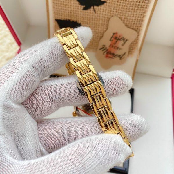 Đồng hồ nữ mạ vàng