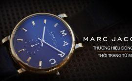 Đồng hồ Marc Jacobs của nước nào