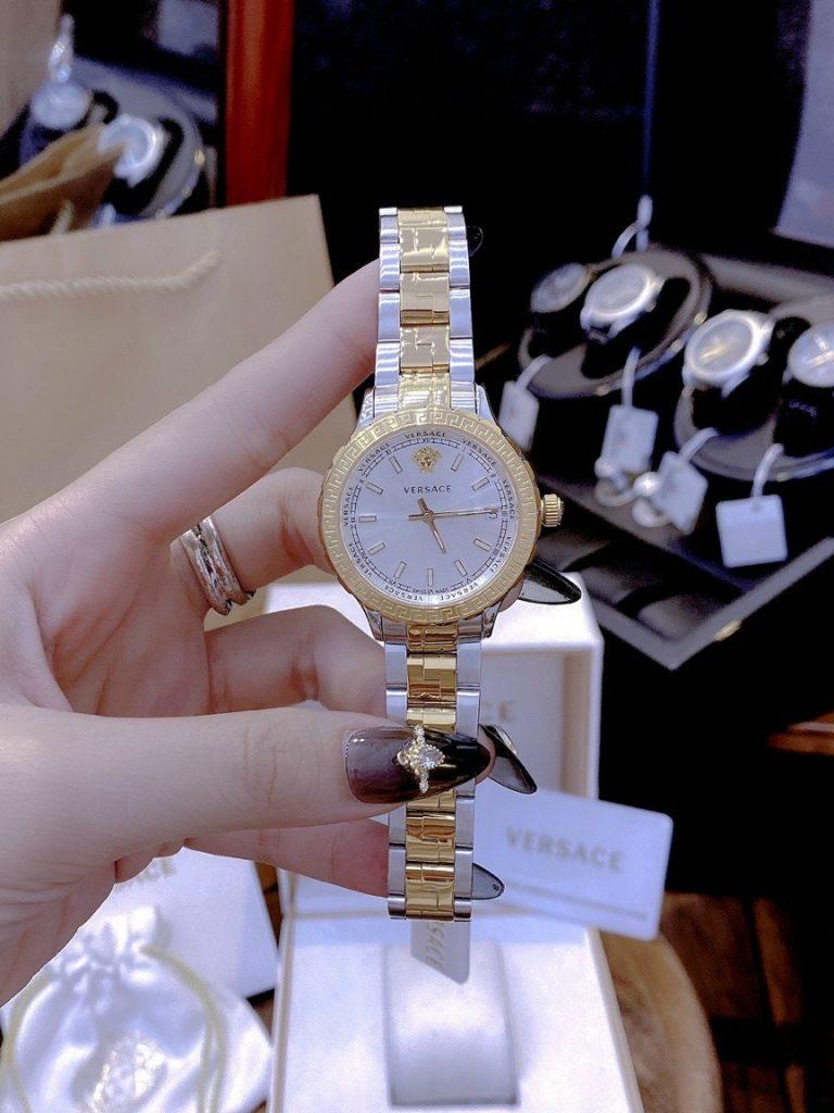 Đồng hồ Versace nữ siêu cấp