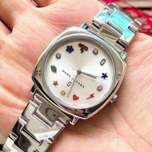 Đồng hồ marc jacobs nữ mặt vuông