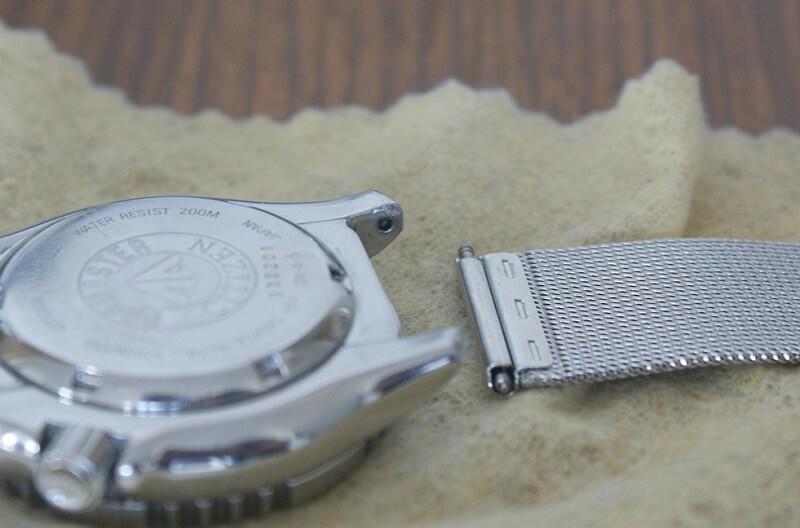 cách tự thay dây đồng hồ