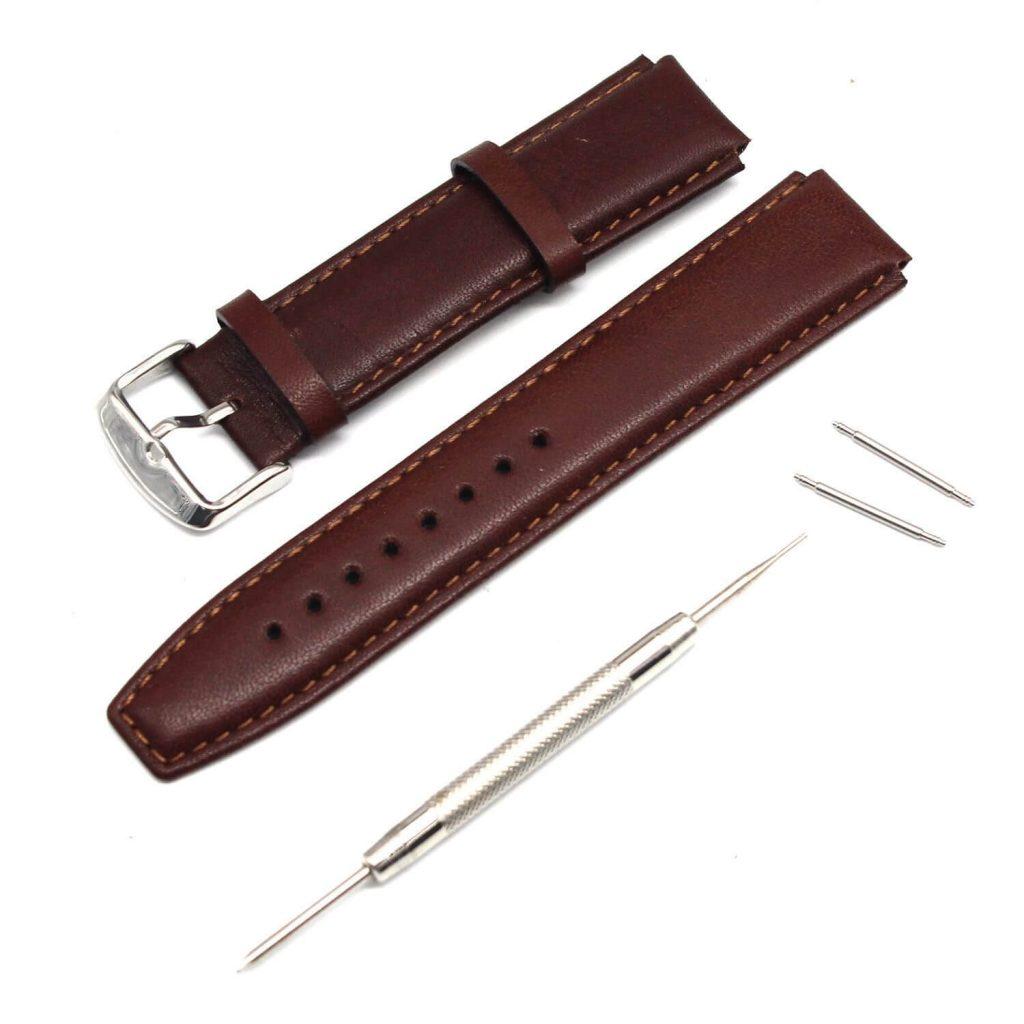 thay dây đồng hồ dây da