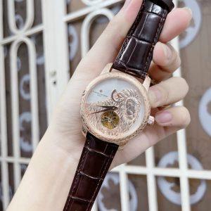 Đồng hồ Vacheron Constantin nam dây da