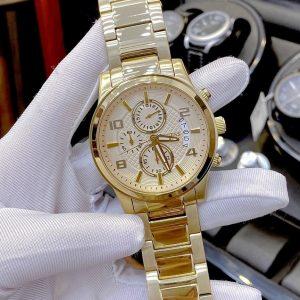 Đồng hồ Guess nam dây kim loại
