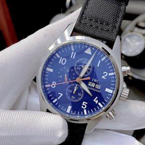 Đồng hồ IWC nam dây da