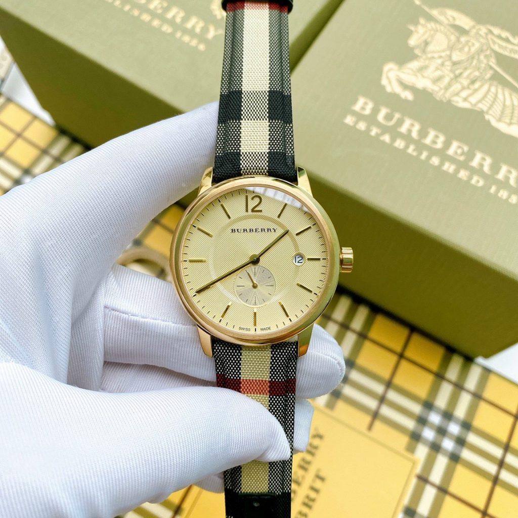 Đồng hồ Burberry BU10001