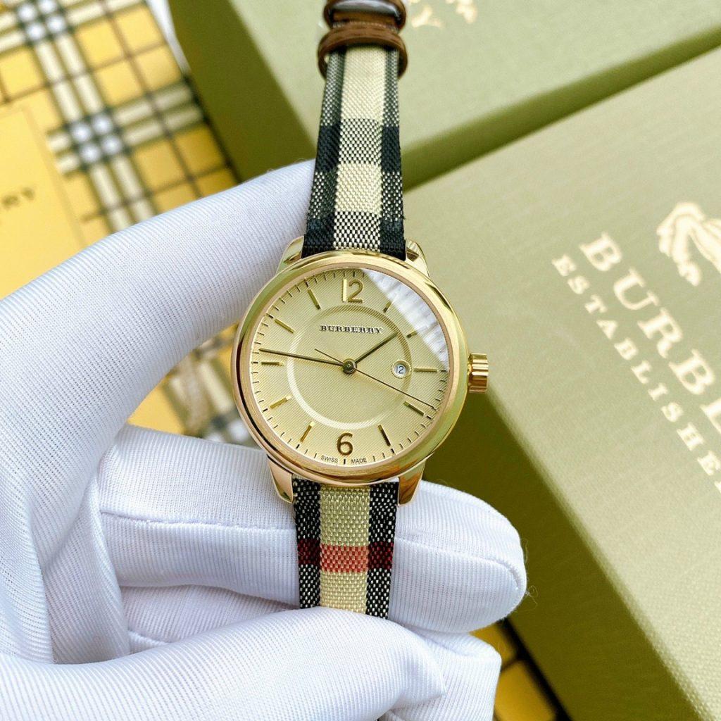 Đồng hồ Burberry BU10104
