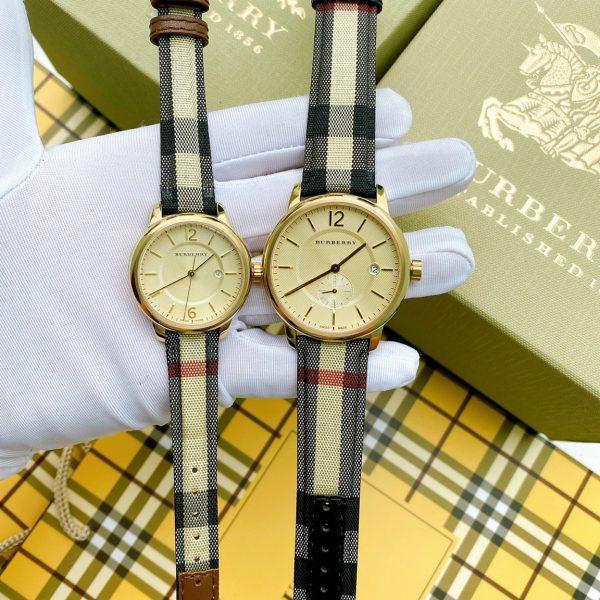 Đồng hồ Burberry cặp đôi
