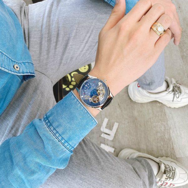 Đồng hồ Jaeger Lecoultre fake cao cấp
