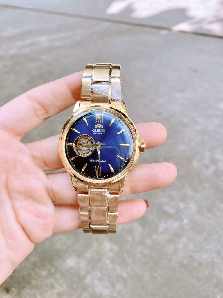 Đồng hồ Orient cơ lộ máy