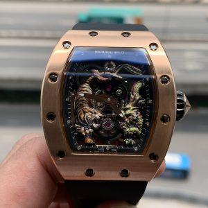 Đồng hồ Richard Mille ngọa hổ tàng long