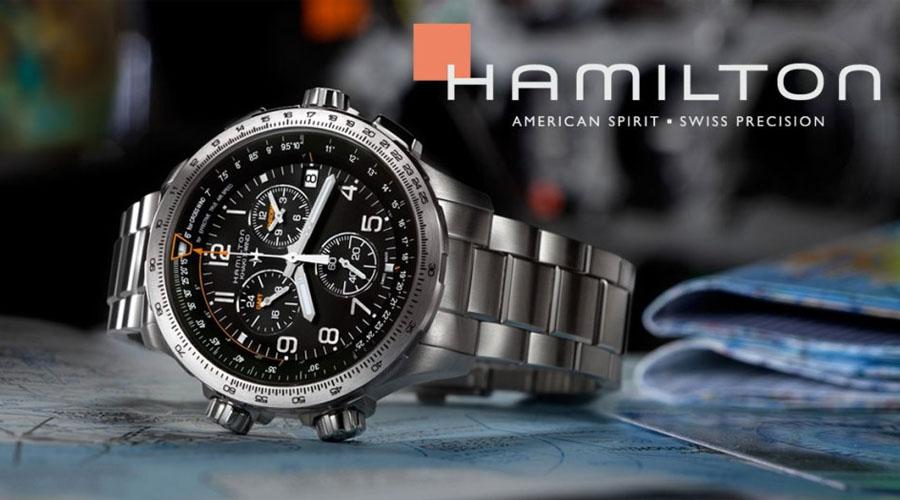 Lịch sử thương hiệu đồng hồ Hamilton