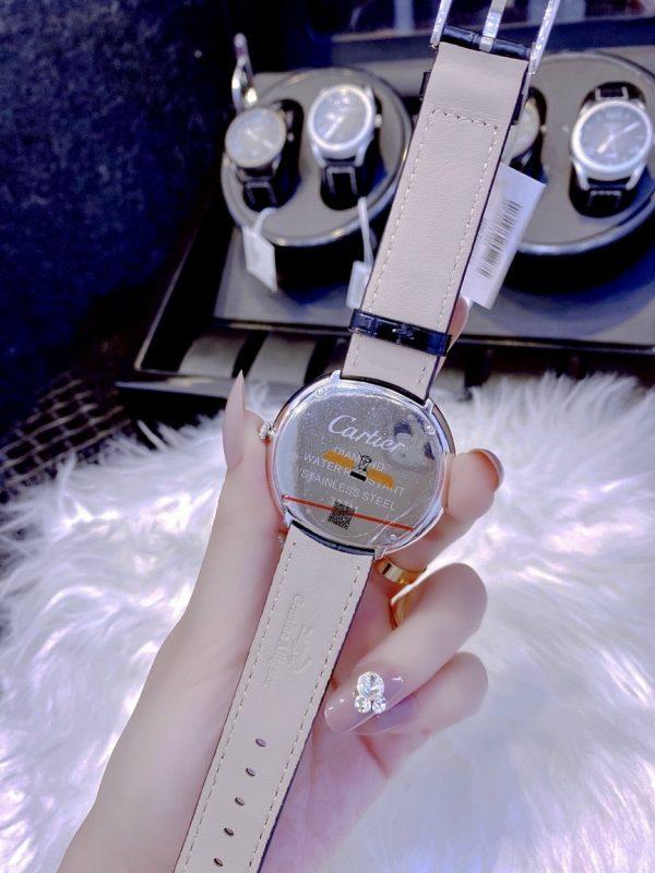 Đồng hồ Cartier nữ siêu cấp