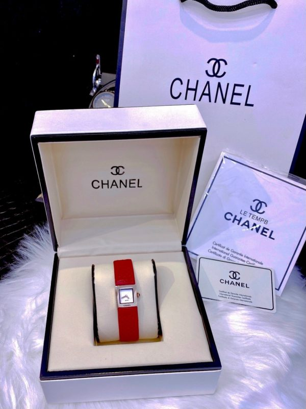 Đồng hồ Chanel nữ siêu cấp