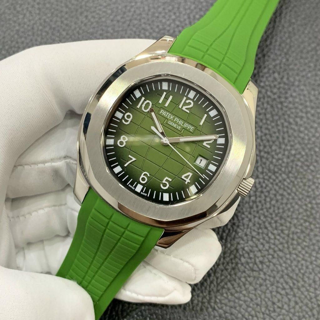 Đồng hồ Patek Philippe nam dây cao su