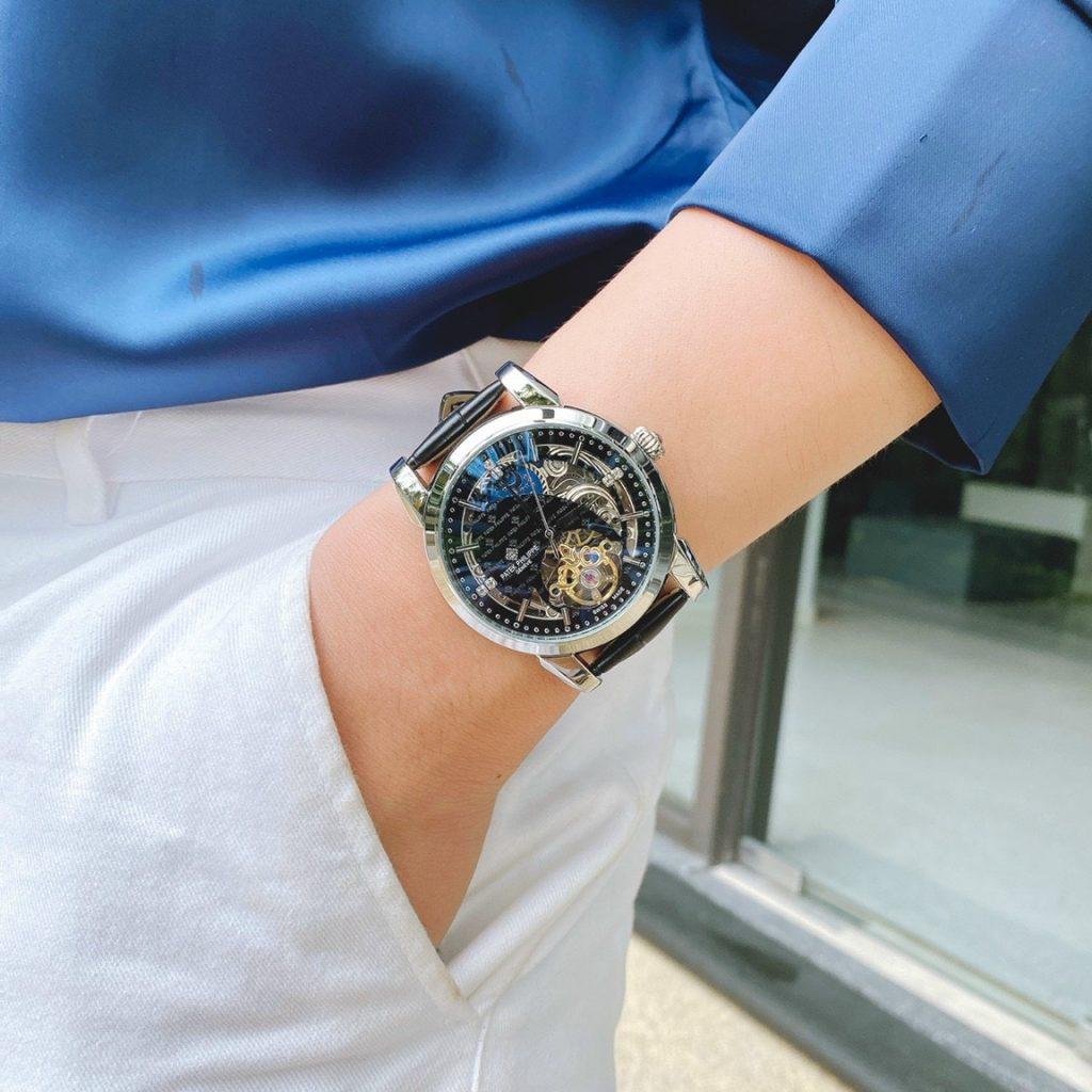 Đồng hồ nam Patek Philippe Automatic